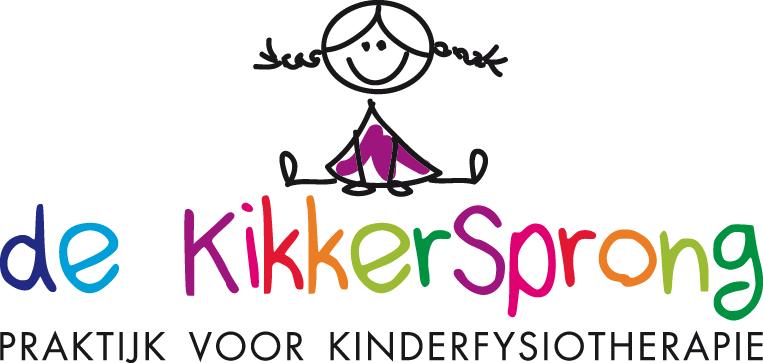 Logo Kinderfysiotherapie De Kikkersprong